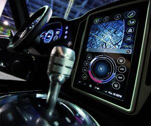 Vernetztes Cockpit