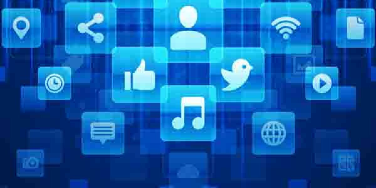 Symbole zu Internet und Vernetzung