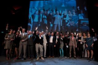 Die Gewinnner des TYPO3-Award 2015