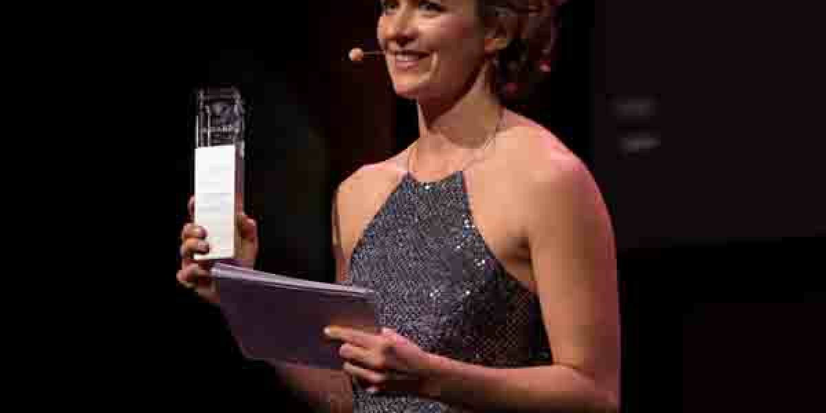 Sabine Osthoff hat die Galaveranstaltung moderiert