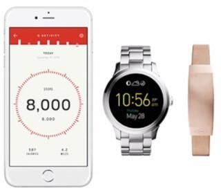 Fossil Smartwatch-Reihe