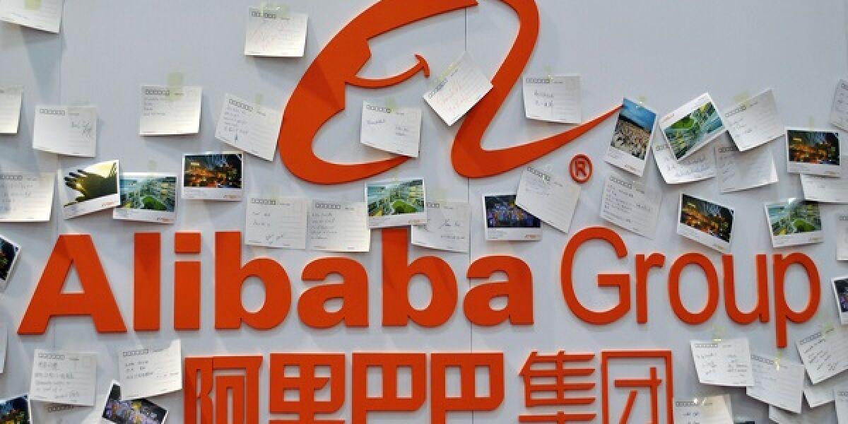 Alibaba Schrift