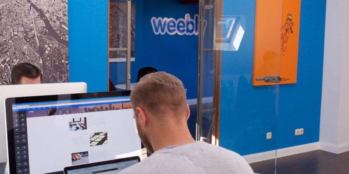 Weebly-Büro in Berlin