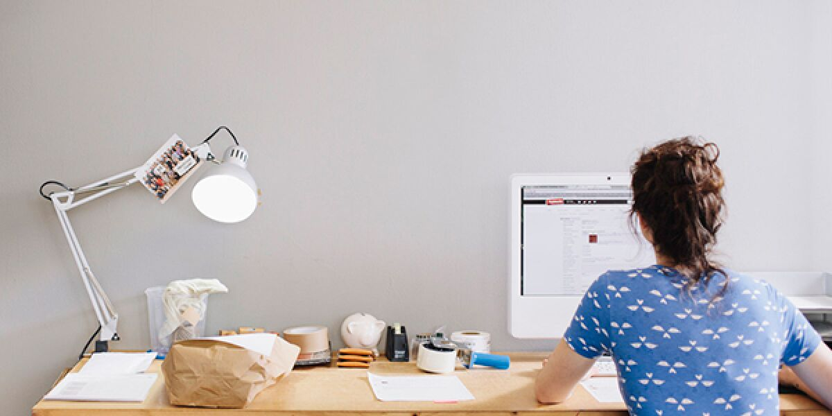Effektives Arbeiten im Home-Office dank Online-Meetings'
