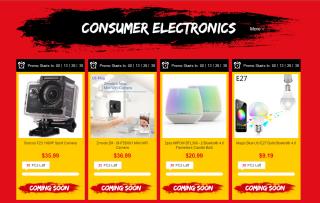 Singels-Day-Angebote der chinesischen Shopping-Site GearBest.com