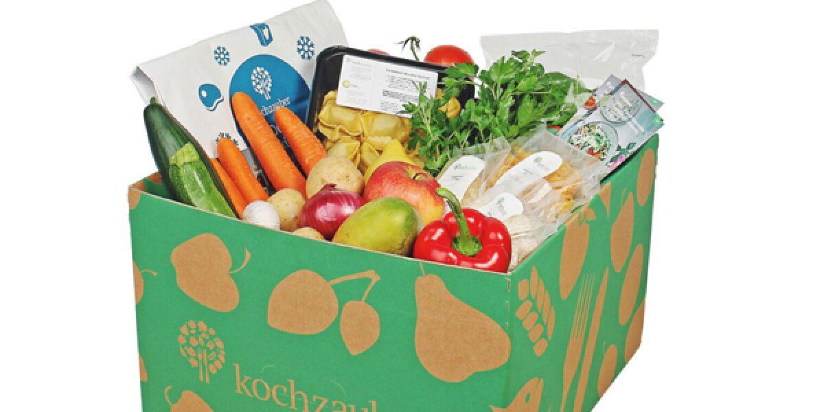 Veggie-Kochbox Kochzauber
