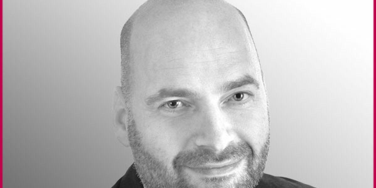 Rasmus Giese, Geschäftsführer von United Internet Media