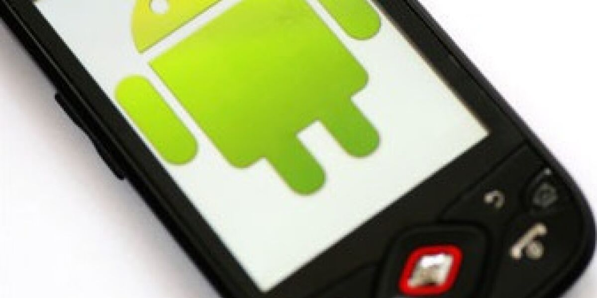Smartphone mit Android