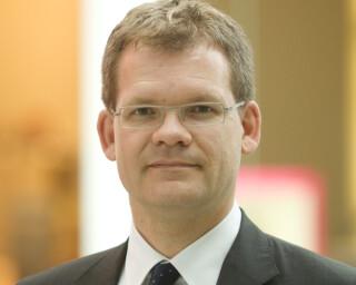 Holger Knöpke von der Telekom