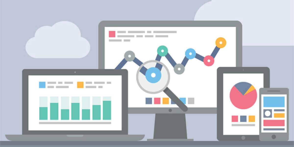 Analyse Grafiken auf PC und Tablet