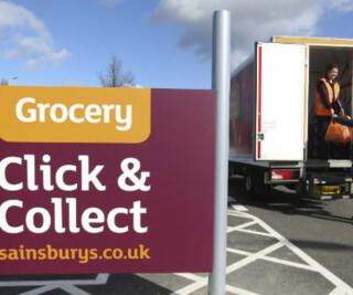 Sainsbury's Click & Collect