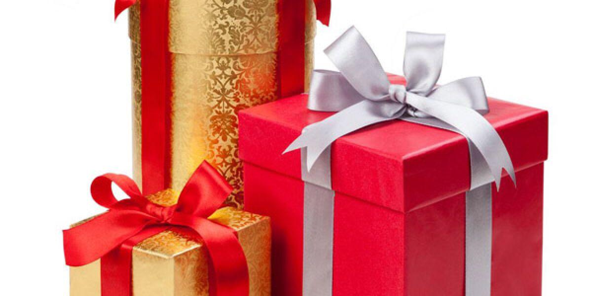 Weihnachtsgeschenke-Geschenke