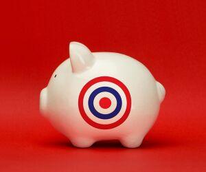 Sparschwein Targeting Budget