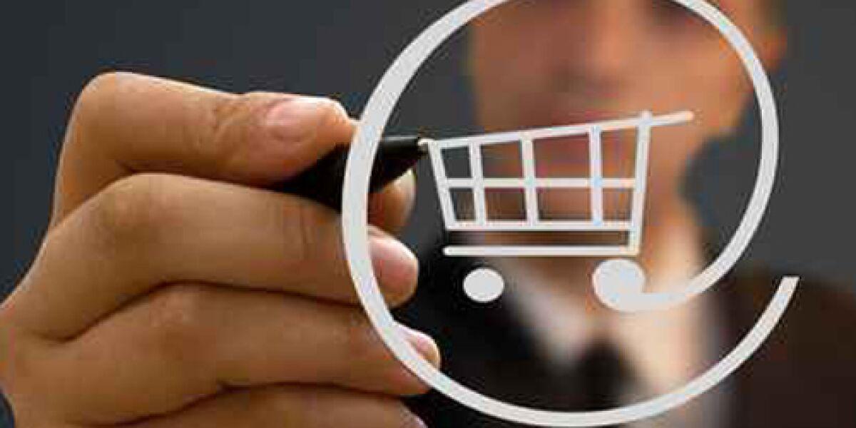 Warenkorb E-Commerce