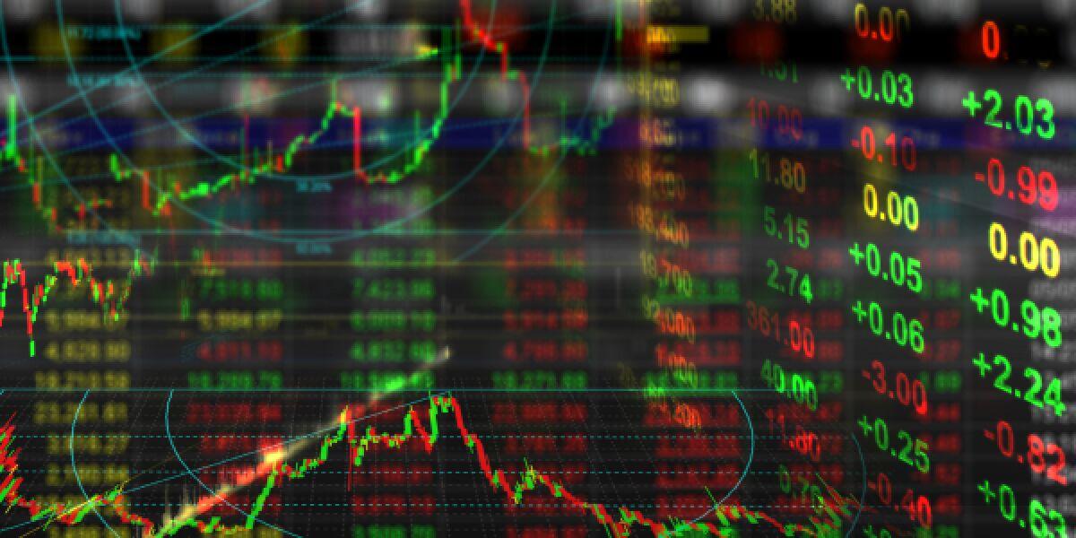 Zahlen Charts Digital
