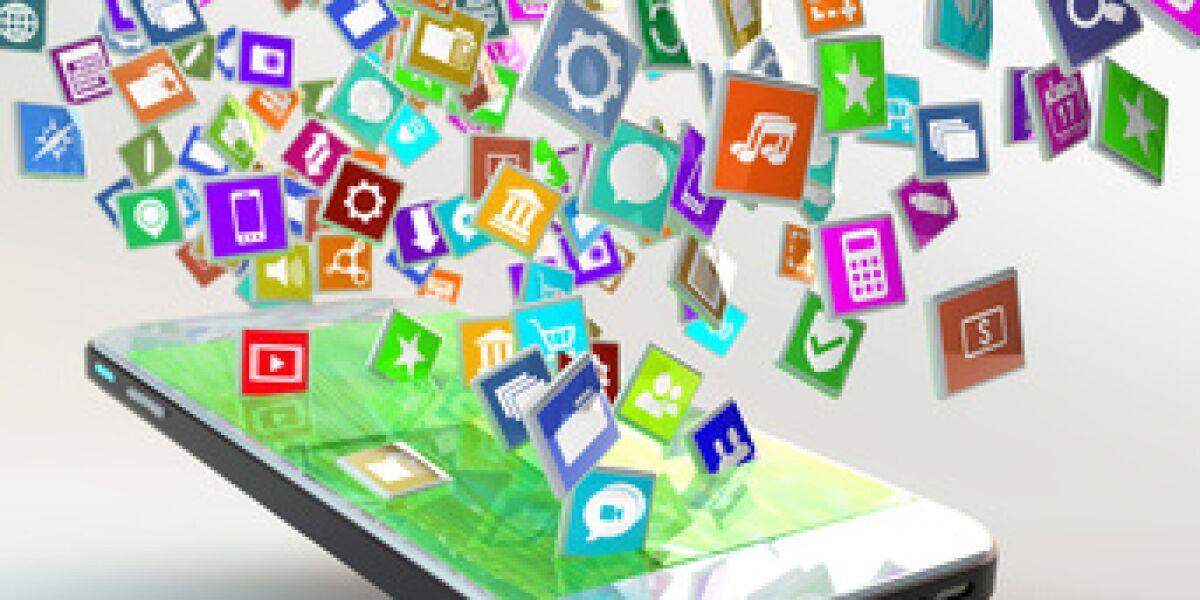 Apps auf Handy