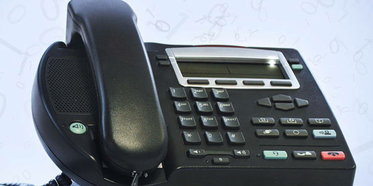 Modernes IP-Telefon