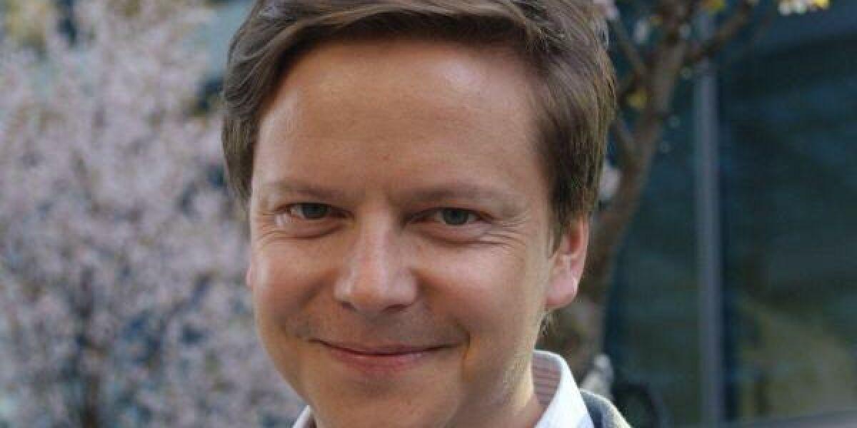 Markus Schöberl von Amazon