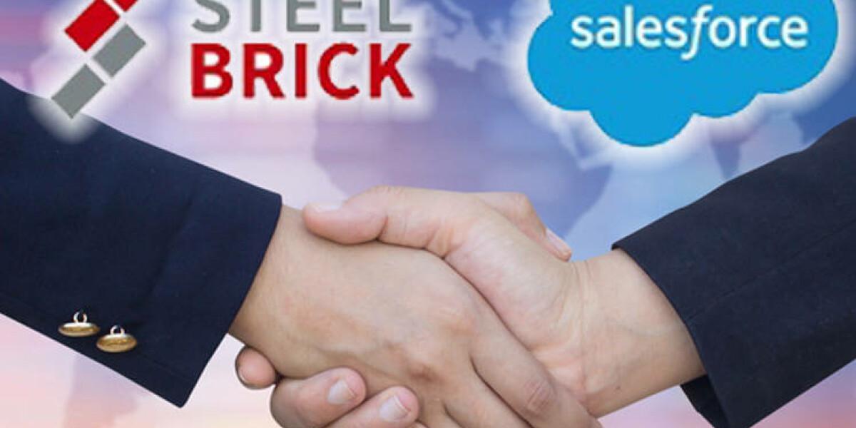 Salesforce kauft SteelBrick