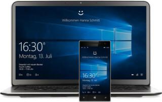 Windows 10 im Einsatz