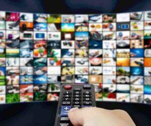 Fernseher werden immer größer