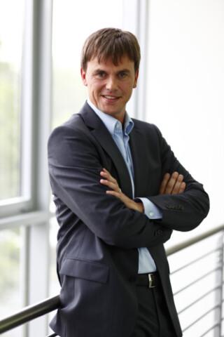 Ulrich gros, Finanzvorstand Immowelt Holding AG