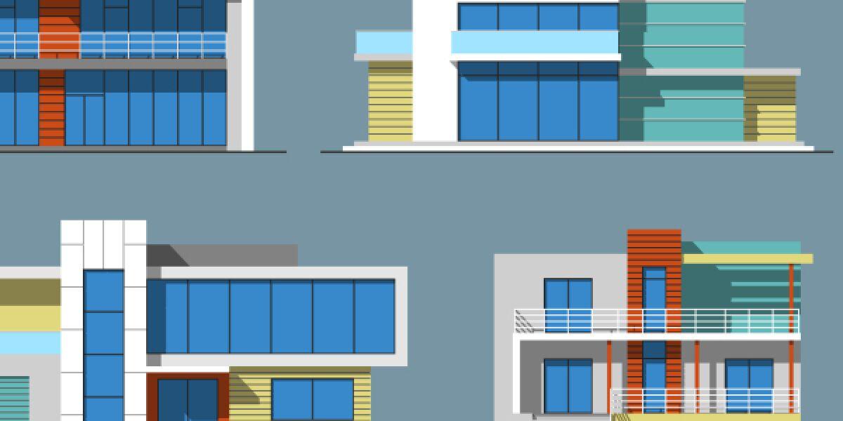 Immobilien, Häuser und Wohnungen