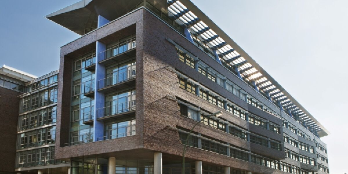 Firmensitz von Immobilienscout24 in Berlin