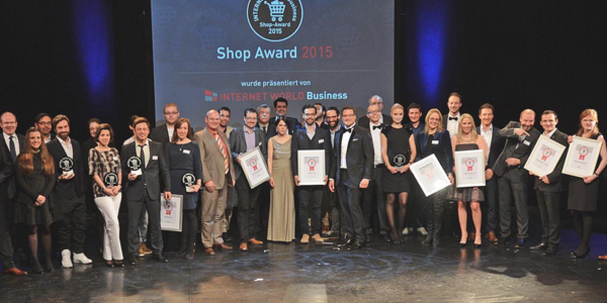 Shop Award