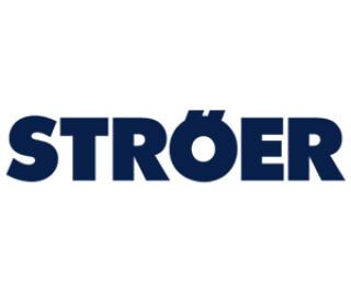 Das Logo von Ströer