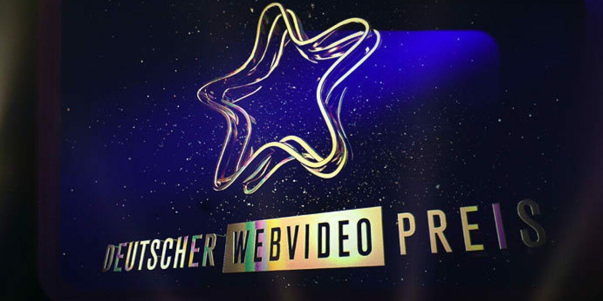 Leinwand Deutscher Webvideopreis