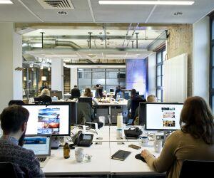 Büro Innenraum