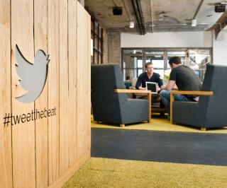 Twitter Büro