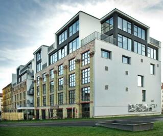 Twitter Gebäude in Berlin