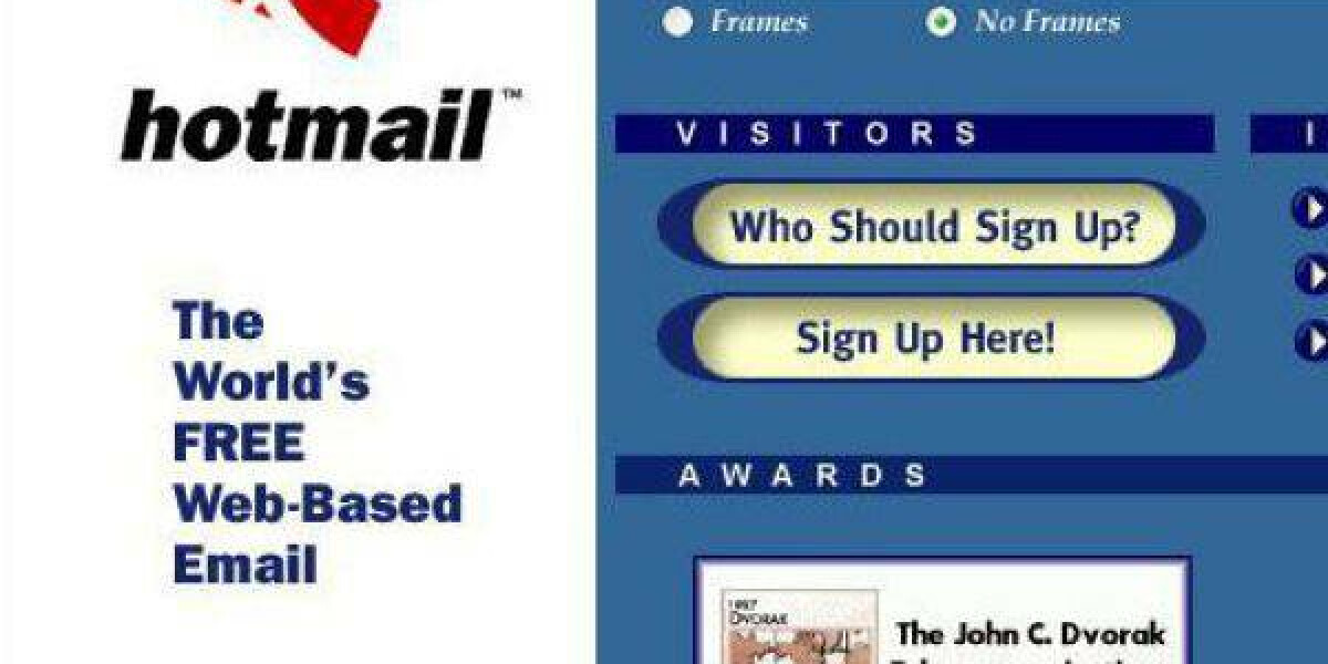 Hotmail Growth Hack