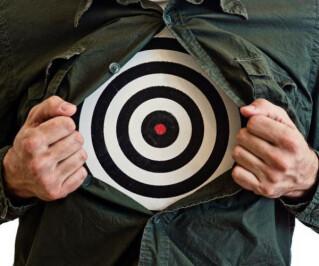 Zielscheibe Targeting