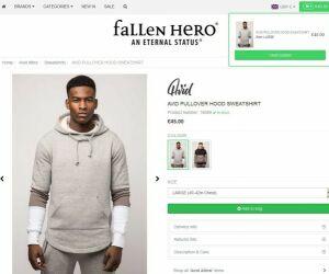 Fallenhero Shop