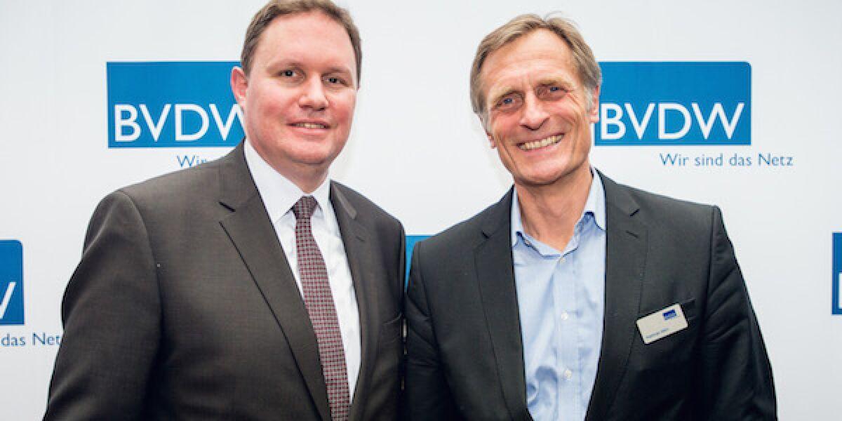 Carsten Brosda und Matthias Wahl