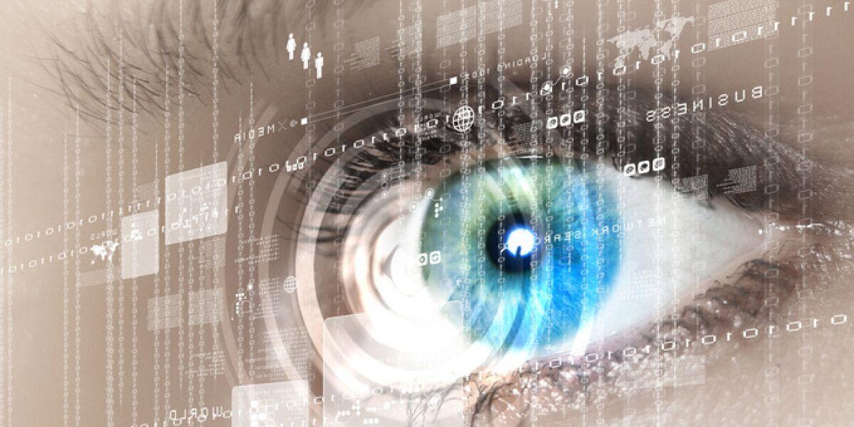 Auge Viewability Messung
