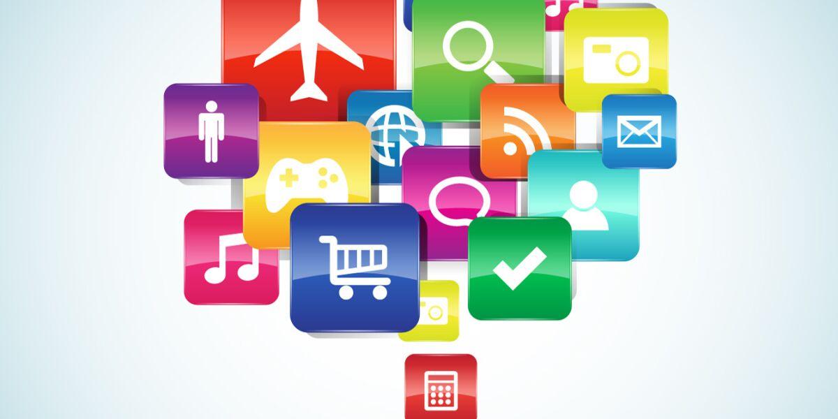 bunte Apps