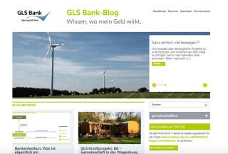 Der Blog der GLS Bank