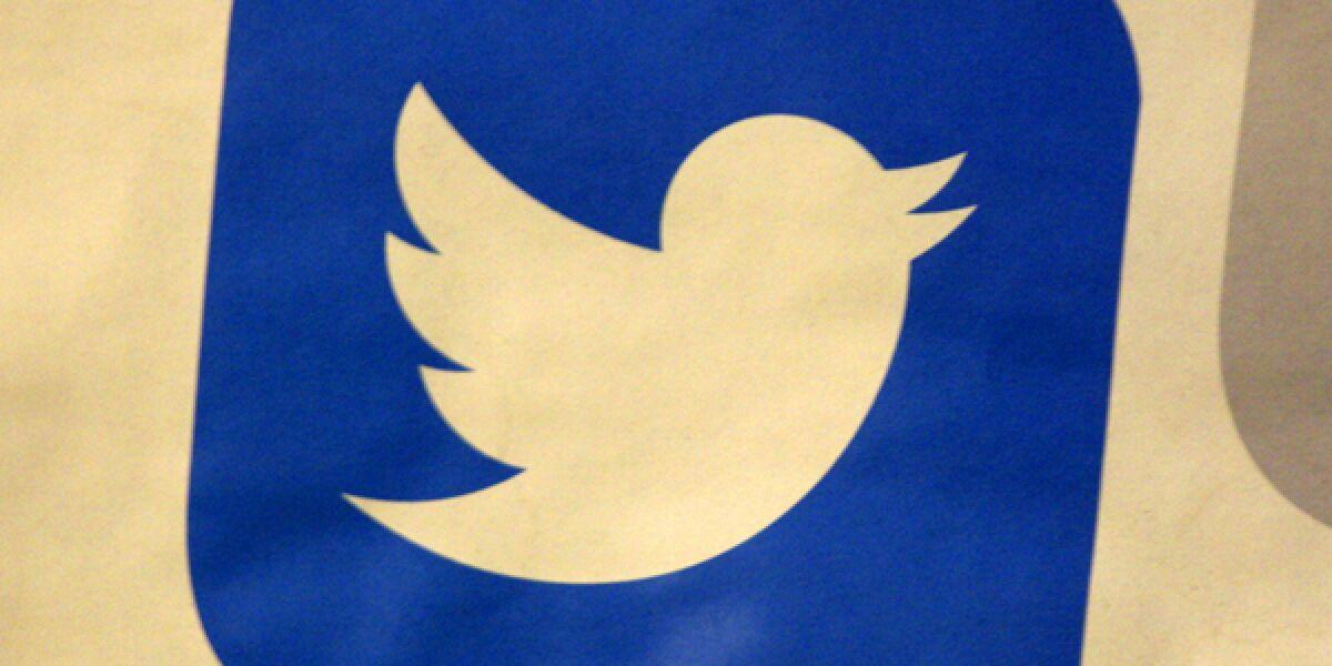 Twitter Logo Vogel