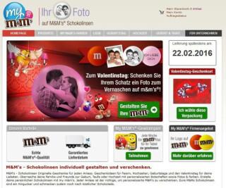 M&M Online-Shop