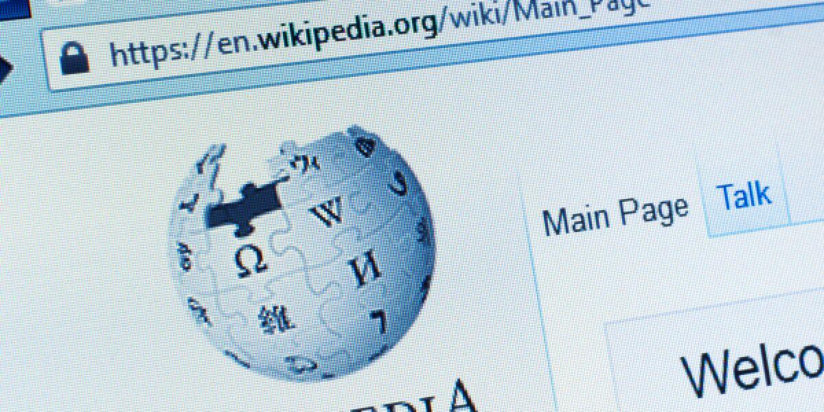 Wikipedia Startseite