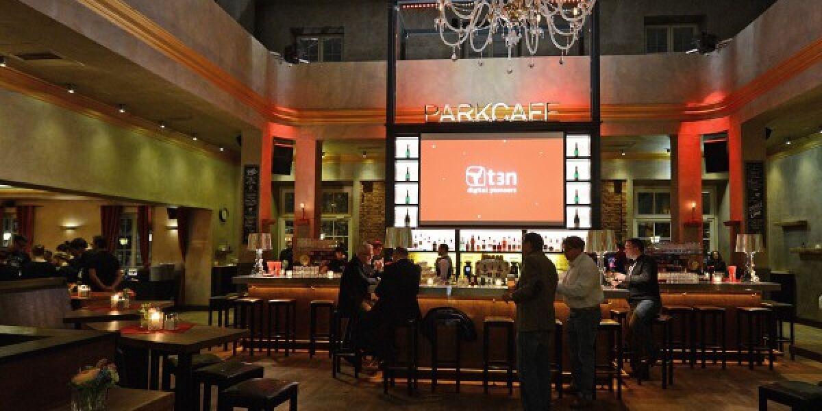Internet World Night 2016 Location Parkcafe Bar