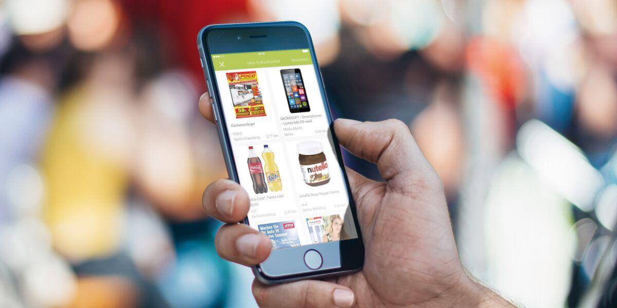 Marktjagd-App