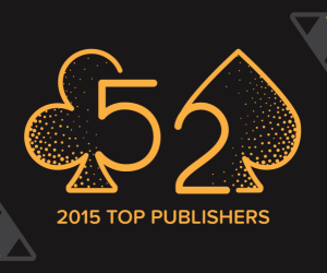 App Annie Top 52 App Publisher