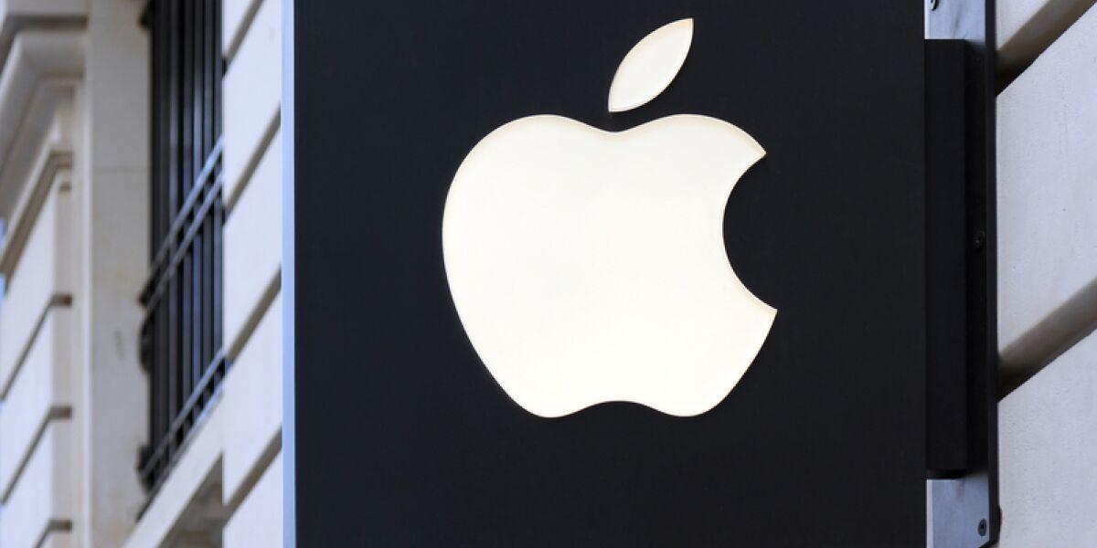 Apple Storen in Paris