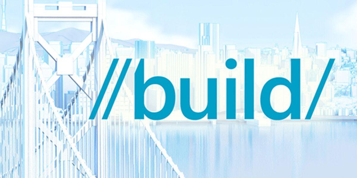 Microsoft Build-Konferenz