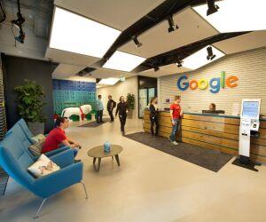 Google-Empfangsbereich